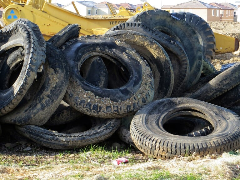 How Tires Are Recycled Recycling Center Near Me