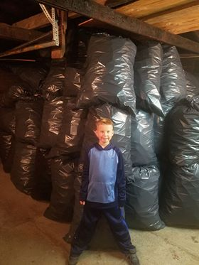 9 Year Old Recycles Cans To Save Sea Turtles And Sick