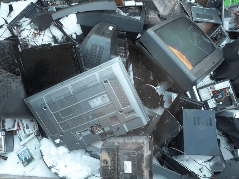 Electronics Recycling Pick-up - Recycling Center Near Me