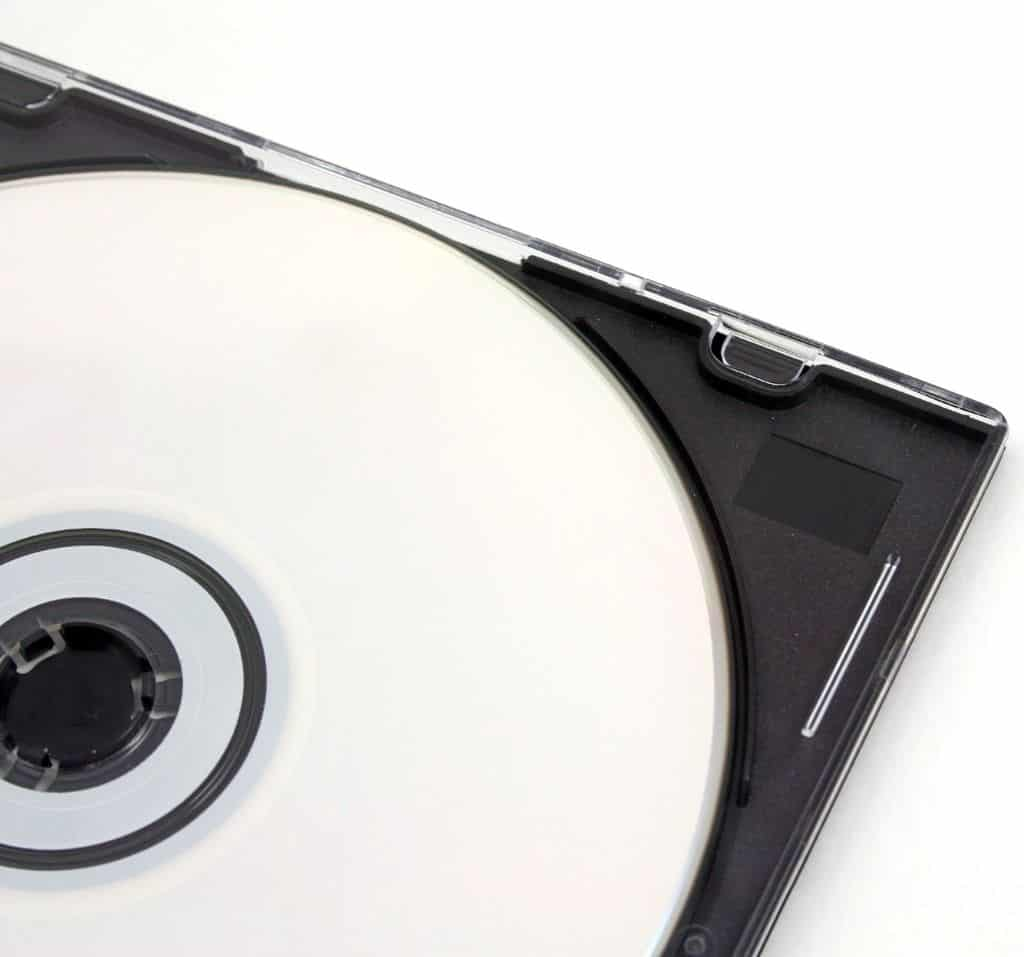 How to recycle CD case