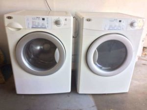 recycle used washer and dryer